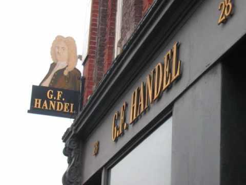 """Handel, G.F. - """"Harmonious Blacksmith"""" Variations - Benjamin Smith, piano"""