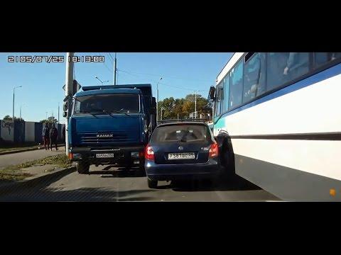 Car Crash Compilation Russian Roads Level 2