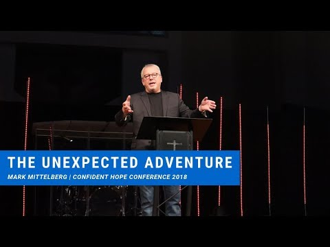 The Unexpected Adventure | Mark Mittelberg