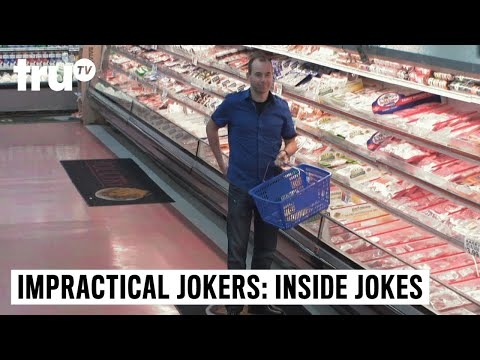Impractical Jokers: Inside Jokes - Are These Your Pencils?   TruTV