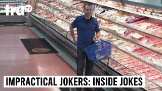 Impractical Jokers: Inside Jokes - Are These Your Pencils? | truTV