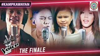 "Coach Bamboo and Top 3 perform ""Ain't No Sunshine"" 