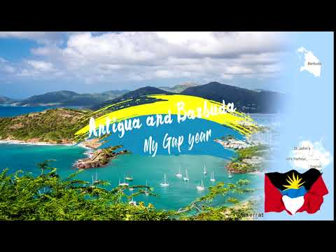 Antigua and Barbuda My Gap Year Template After Effects [FREE]