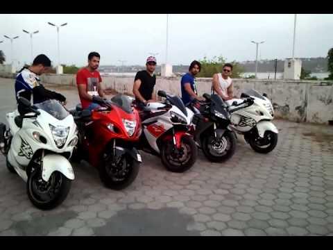 Bhopal ke super bikers