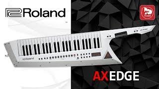 Наплечная миди клавиатура/синтезатор ROLAND AX-Edge