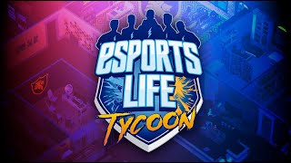 🛡️ Esports Life Tycoon on Steam: https://store.steampowered.com/app/897410/Esports_Life_Tycoon/ 🏆 Giving away keys for the closed beta, already LIVE from Thu...