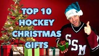 Video Top 10 Hockey Christmas Gifts download MP3, 3GP, MP4, WEBM, AVI, FLV Agustus 2018