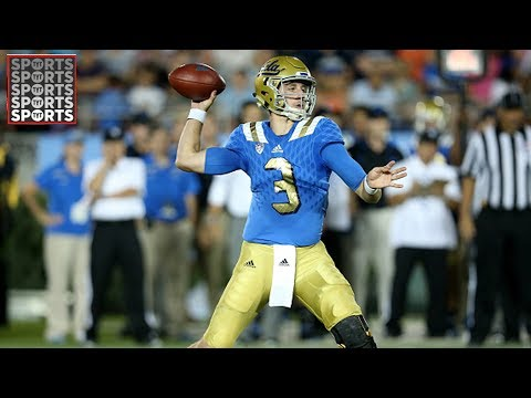UCLA QB Rips NCAA and Alabama Football