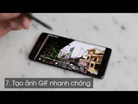 Tổng hợp mẹo hay trên Samsung Galaxy Note7