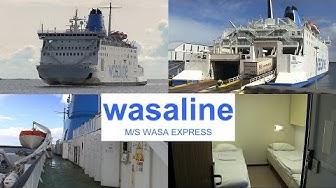 Wasaline M/S Wasa Express.