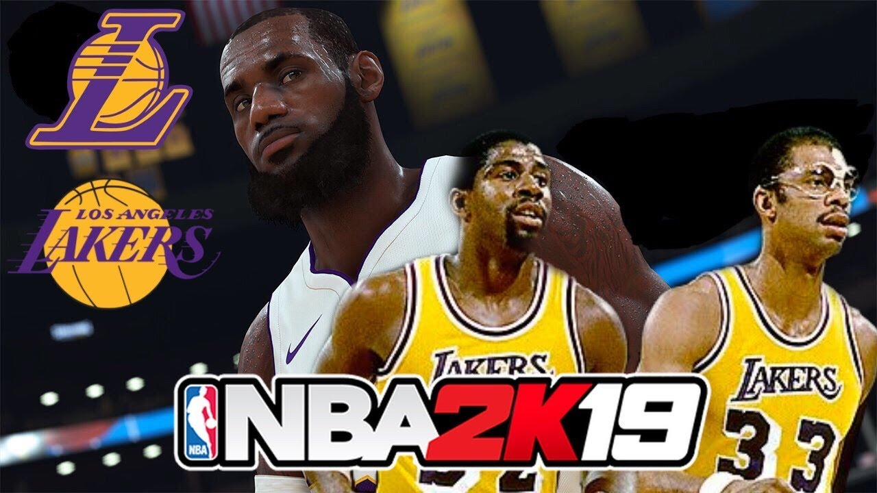 ffc439aad24f Can 2K19 s LA Lakers Beat the Showtime Lakers  - NBA 2K19 FULL GAMEPLAY  CONCEPT