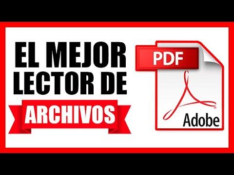 Descargar Programa para Abrir Archivos PDF  ⬇️