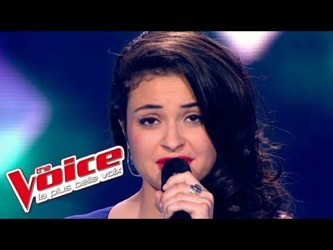 The Voice 2012 | Stephanie Lamia -  Comme d'habitude (Claude François) | Prime 3