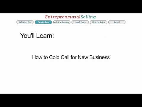 Entrepreneurial Selling Sales/Promotional Video-RAIN Group