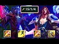 New EUROPE CRAZY Boosting Strategy - Kassadin + Taric Funnel Double Jungle EXPLAINED!