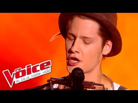 The Voice 2015│Max Blues Bird - Love me Anymore (Max blues Bird)│Blind Audition