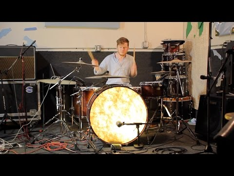 Royal Blood - Lights Out - Drum Cover - 28