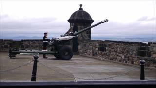 Edinburgh Castle One O