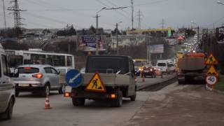 Ямочный ремонт дорог в Севастополе(, 2017-01-25T11:26:44.000Z)