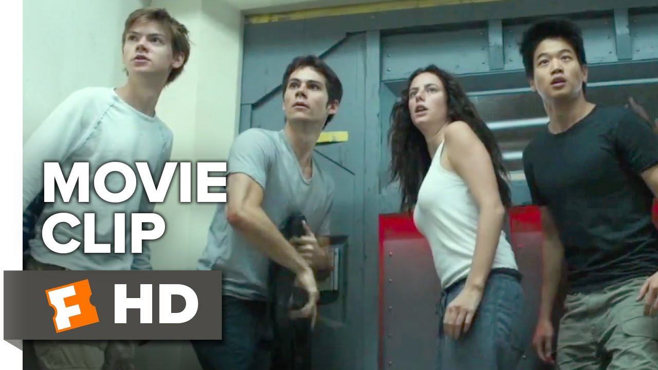 Maze Runner The Scorch Trials Movie CLIP - Open This Door (2015) - Dylan O\u0027Brien Movie HD - YouTube  sc 1 st  YouTube & Maze Runner: The Scorch Trials Movie CLIP - Open This Door (2015 ...