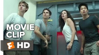 Maze Runner: The Scorch Trials Movie CLIP - Open This Door (2015) -  Dylan O'Brien Movie HD