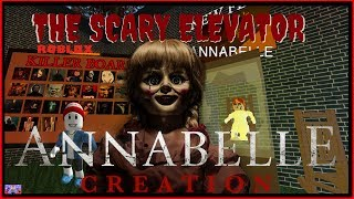 *NEW ANNABELLE FLOOR!!! * - Roblox - The Scary Elevator
