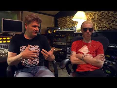 Michael Grodner and Joe Cardamone of The Icarus Line Must Die