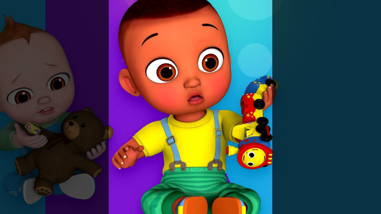ChuChu TV #Shorts - Boo Boo Song with Toys - Nursery Rhymes for Babies & Kids Songs