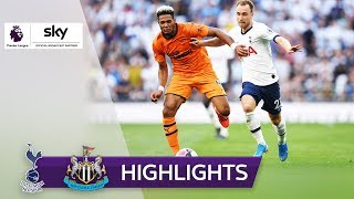 Joelinton schießt Spurs ab | Tottenham Hotspur - Newcastle United 0:1 | Highlights - Premier League