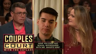 All In The Family? Man Accuses Girlfriend Of Cheating With His Son (Full Episode) | Couples Court