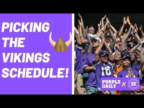 Minnesota Vikings 2021 record predictions