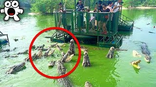 Most Dangerous Tourist Destinations In The World thumbnail