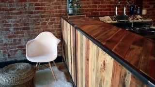 Custome Coffee Bar Build