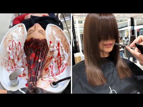 10-stunning-haircut-and-color-transformations-|-before-&-after-|-easy-hair-tutorials