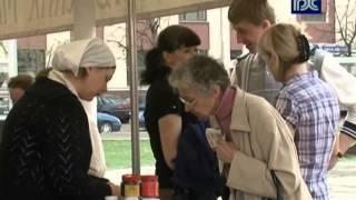 В Вологде проходит ярмарка товаров Минского Свято-Елисаветинского монастыря