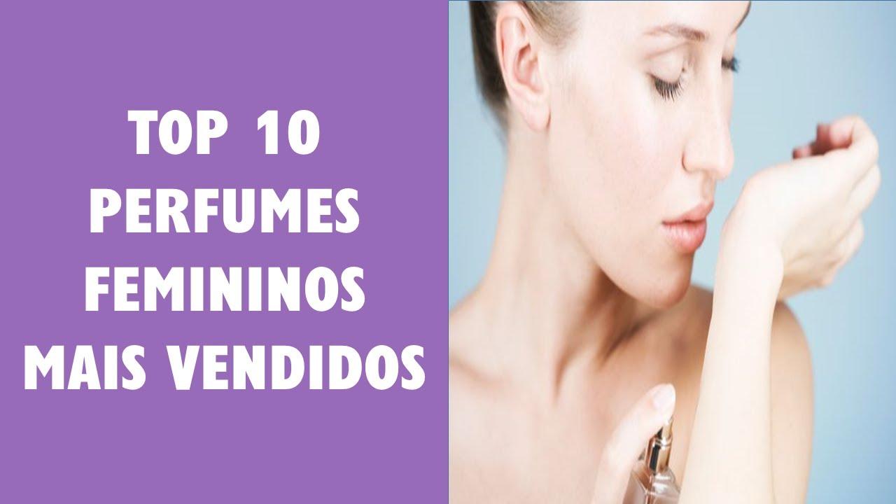 f7a5a5ab6 Top 10 Perfumes Importados Femininos Mais Vendidos na Sephora - YouTube