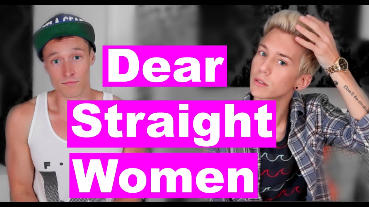 from Roberto gay men who love straight women