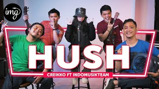 Download lagu HUSH - Reikko (Yellow Claw x Weird Genius) Ft. IndomusikTeam #PETIK