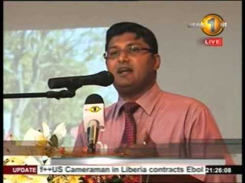 News1st launches Sri Lanka's first ever Media Leadership Centre