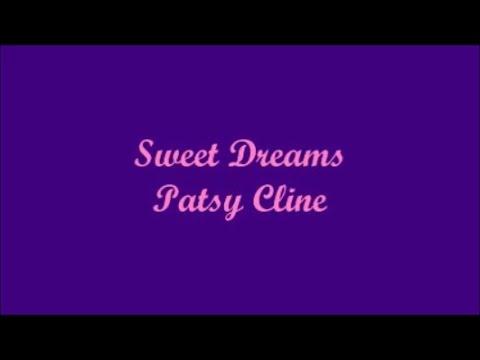 Sweet Dreams – Patsy Cline (Lyrics)
