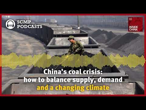China's coal crisis: how to balance supply, demand and a changing climate