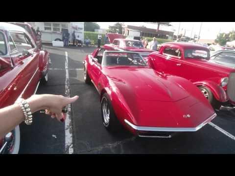 SouthernASMR Sounds ~ Antique Car Show Walk-Through / Show & Tell