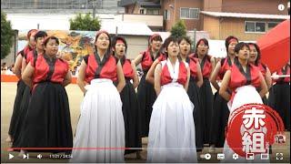 佐賀女子 体育祭 感動必死の応援合戦 + 新体操