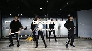 JINYOUNG class | Ariana grande - bloodline |  E DANCE STUDIO | 이댄스학원 JINYOUNG CHOREOGRAPHY
