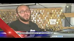Arizona Professional Locksmith Association KPSP Channel 2 in the Palm Springs area