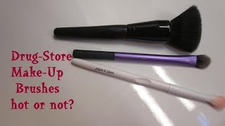 Hello again! Brushes: Wet N Wild powder brush Elf powder brush Real...