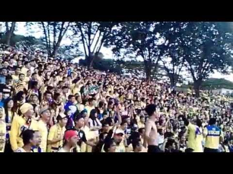 ULTRAS GRESIK CURVA 5UD in ACTION (vs AREMA) Part 006
