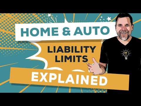 Liability Insurance Explained - Home & Auto