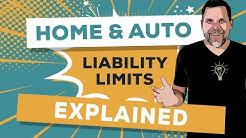 Liability Insurance Explained - Home & Auto