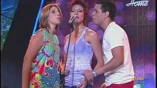 Ídolos 2009 - TOP 09 - Grupo - Bye Bye Tristeza